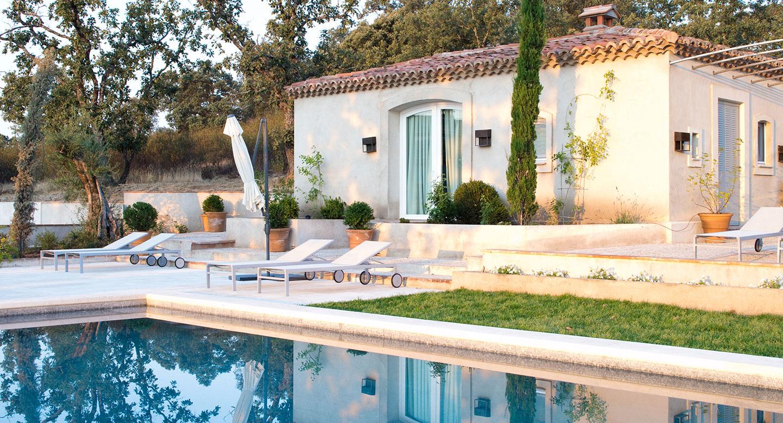La piscina la casa de los tomillares - Hoteles con encanto y piscina ...